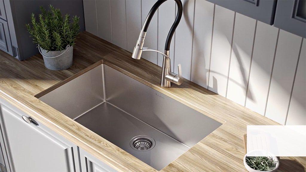 best hands free kitchen faucet